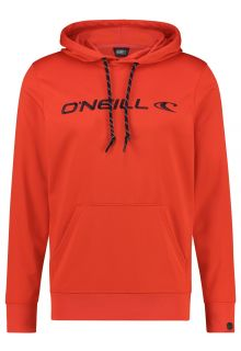 O'Neill---Fleece-Hoodie-pullover-for-men---Rutile-OTH---Fiery-Red