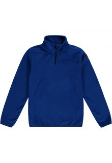 O'Neill---Half-Zip-Fleece-pullover-for-boys---Solid---Surf-Blue