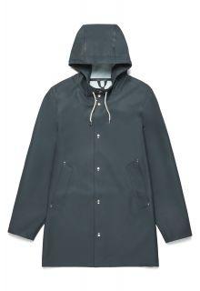Stutterheim---Raincoat-for-men-and-women---Stockholm---Charcoal