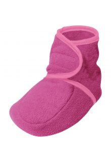 Playshoes---Fleece-shoes-for-kids---Pink