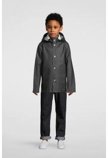 Stutterheim---Raincoat-for-children---Mini-Stockholm---Black