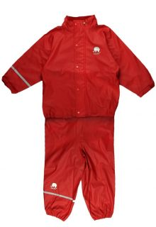 CeLaVi---Rainsuit-for-Kids---Red
