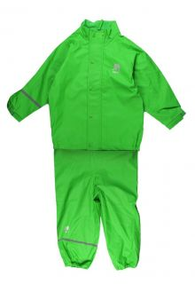 CeLaVi---Rain-suit-for-children---Green