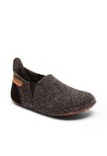 Bisgaard---Home-shoe-for-babies---Sailor-wool---Antrachite