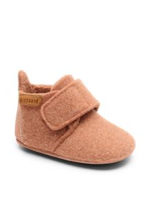 Bisgaard---Home-shoe-for-babies---Baby-wool---Rose