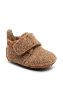Bisgaard---Home-shoe-for-babies---Baby-wool---Camel