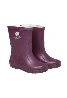 CeLaVi---Rubber-Boots-for-Kids---Dark-purple