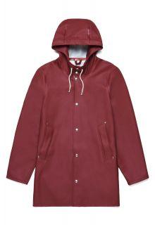 Stutterheim---Raincoat-for-men-and-women---Stockholm---Burgundy
