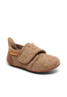 Bisgaard---Home-shoe-for-babies---Casual-wool---Camel