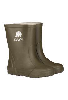 CeLaVi---Rubber-Boots-for-Kids---Darkgreen