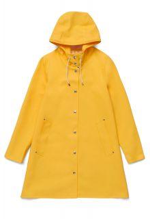 Stutterheim---Raincoat-for-women---Mosebacke---Yellow