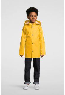 Stutterheim---Raincoat-for-children---Mini-Stockholm---Yellow