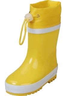 Playshoes---Rainboots-with-drawstring---Yellow