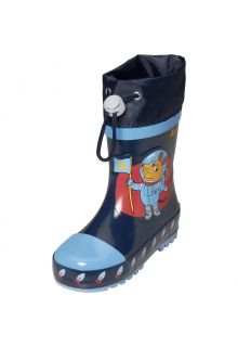 Playshoes---Rubber-boots-for-kids---Space-mouse---Navy