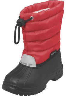 Playshoes---Winter-boots-with-elastic-cord---Red