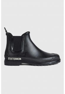 Stutterheim---Rain-Boots-for-adults---Chelsea-Rainwalker---Black/Black