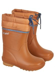 CeLaVi---Snowboots-with-fleece-lining-for-kids---Thermal---Pumpkin