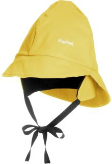 Playshoes---Rain-cap-with-fleece---Yellow