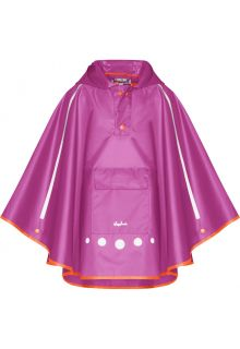 Playshoes---Rainponcho-for-kids---Foldable---Berry