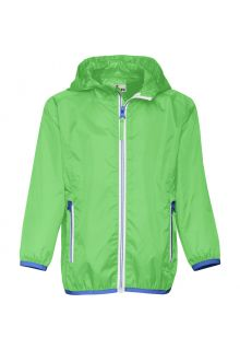 Playshoes---Rainjacket-for-kids---Foldable---Green