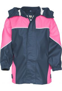 Playshoes---Rainjacket-two-toned---Navy/Pink
