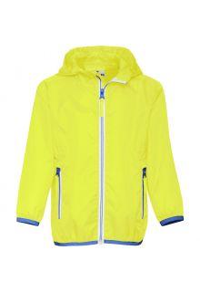 Playshoes---Rainjacket-for-kids---Foldable---Neon-yellow