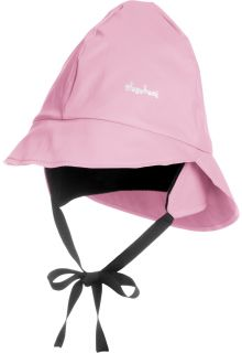 Playshoes---Rain-cap-with-fleece---Lightpink