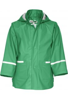 Playshoes---Rain-Jacket-Basic---Green