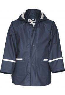 Playshoes---Rain-Jacket-Basic---Navy