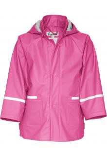 Playshoes---Rain-Jacket-Basic---Pink