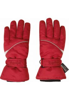 Playshoes---Winter-Gloves-with-velcro---Red