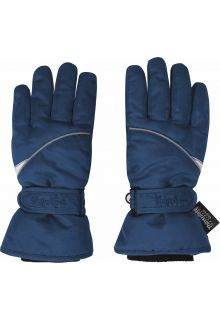 Playshoes---Winter-Gloves-with-velcro---Navy