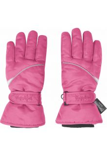 Playshoes---Winter-Gloves-with-velcro---Pink