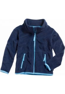 Playshoes---Fleece-jack-with-long-sleeves---Navy/Blue