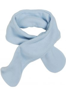 Playshoes---Fleece-shawl-with-loophole---Aquablue