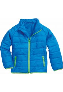 Playshoes---Padded-jacket---Blue/Green