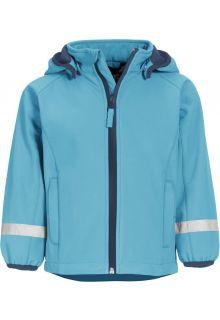 Playshoes---Softshell-Jacket-for-kids--Aqua-blue