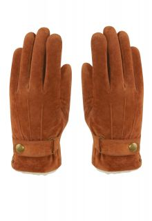 Hatland---Gloves-for-men---Vjall---Cognac