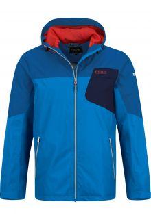 Pro-X-Elements---PXE-light-weight-rain-jacket-for-men---Mason---Blue
