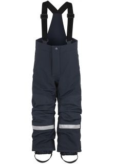 Didriksons---Rain-pants-5-with-suspenders-for-babies---Idre---Navy