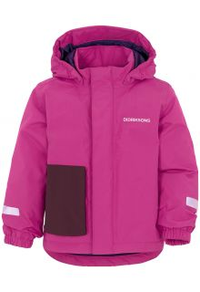 Didriksons---Padded-rain-jacket-for-children---Lovis---Lilac