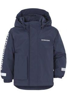 Didriksons---Padded-rain-jacket-for-children---Lovis---Darkblue