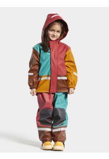 Didriksons---Rain-suit-set-for-babies---Boardman---Multicolor---Baked-Pink
