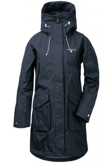 Didriksons---Raincoat-for-women---Thelma-Parka---Darkblue