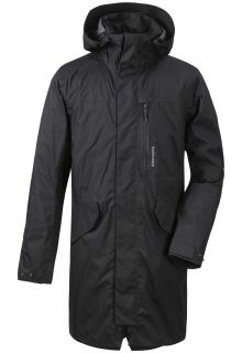 Didriksons---Raincoat-for-men---Arnold-Parka---Black