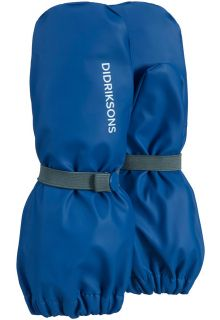 Didriksons---Waterproof-Pileglove-5-for-babies---Classic-Blue