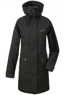 Didriksons---Raincoat-for-women---Ilma-Parka---Black