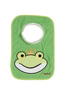 Playshoes---Slip-on-bib-for-kids---Onesize---Green