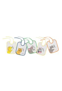 Playshoes---Five-pack-bibs-for-kids---Original---Onesize-