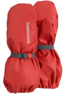 Didriksons---Waterproof-Pileglove-5-for-babies---Baked-Pink